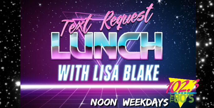 Text Request Lunch - 102 3 WYET :: All 80's, All the time!